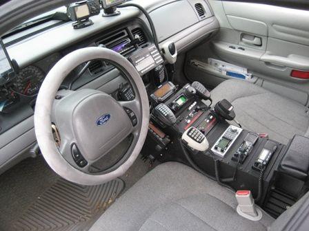 Police Ford Interceptor P Ballistic Door Panel Emblem Crown Victoria Cvpi Ford And Cars