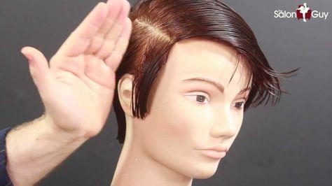 Kris Jenner Short Haircut & Style Tutorial