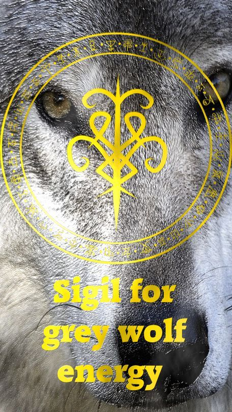 Pin by karol Britwood on Sigils | Magick, Sigil magic, Magic symbols