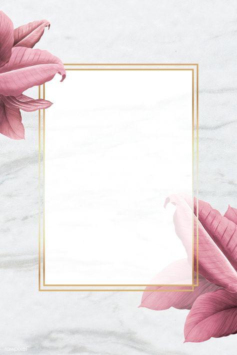 Download premium illustration of Autumn leafy rectangle gold frame illustration about backdrop, background, badge, banner and blank 935621