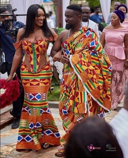 30 Latest Nigerian Dresses For Nigerian Brides 2020 African Traditional Dresses African Print Fashion Dresses Latest African Fashion Dresses
