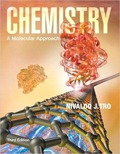 Chemistry A Molecular Approach 3rd Edition By Nivaldo J Tro Isbn 13 978 0321809247 Ebookschoice Com Chemistry Textbook Chemistry Molecular