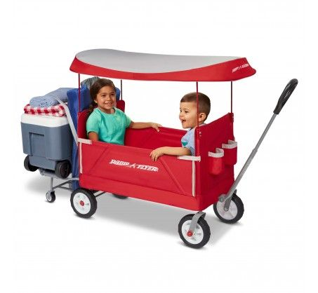 3 In 1 Tailgater Wagon With Canopy Radio Flyer Radio Flyer