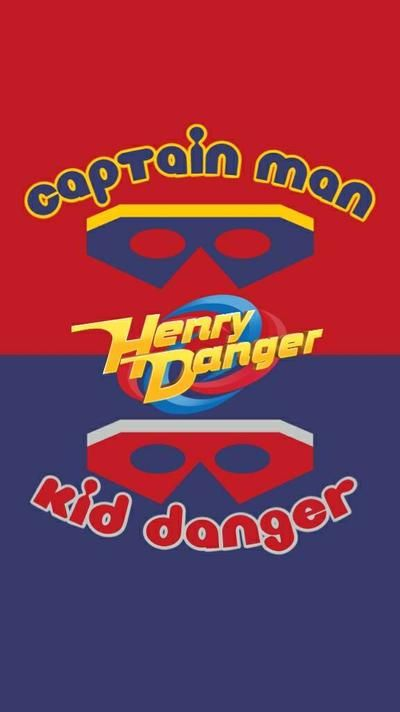 Henry Danger Logo : henry, danger, Henry, Danger, Wallpaper, Edgestudent21, DeviantArt, Dangerous,, Nickelodeon,