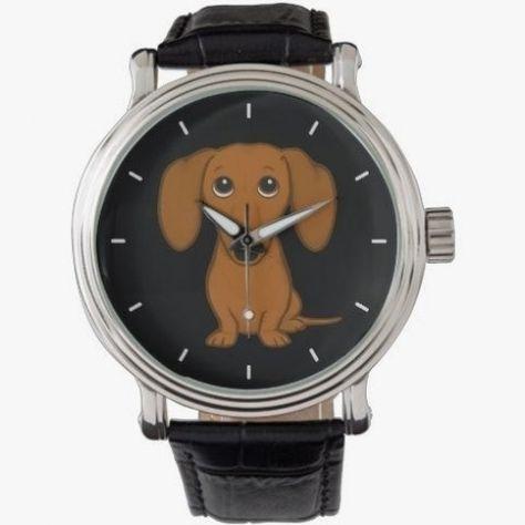 Cute Dachshund | Cartoon Wiener Dog Watch wirehaired dachshund, dachshund wedding, chihuahua dachshund mix #dachshundgift #dachshundminiature #dachshundworldwide #dog #Labrador #puppy
