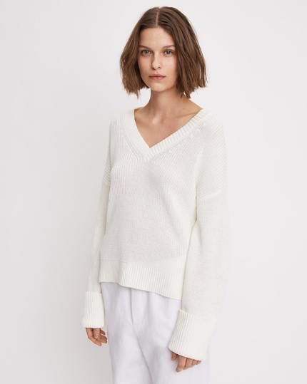 5 Scandi Brands To Try This Season Notes From A Stylist Knitwear Women Scandinavian Fashion Vneck Sweater