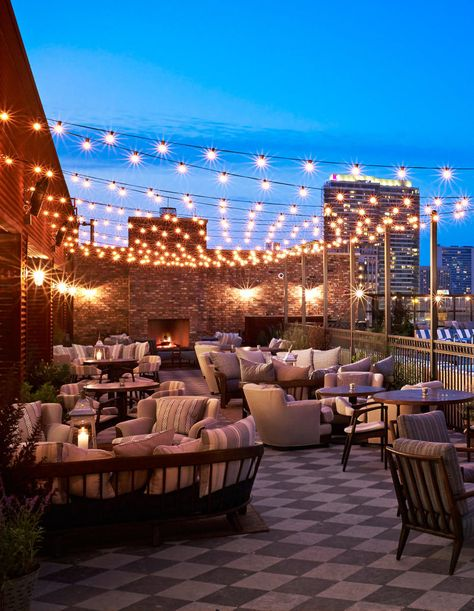 20 Most Beautiful Places in the U.S Soho House Chicago Chicago, Illinois Boutique Hotels Chicago Hotels Trip Ideas sky Resort plaza City evening marina cityscape condominium restaurant overlooking