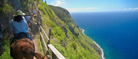 gohawaii.com/molokai: #Molokai's Official Travel Site: Find Vacation & Travel Information #Hawaii