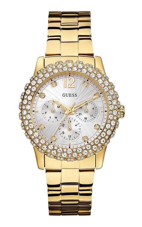 women watches Gold watches for women GUESS Women's U0335L2