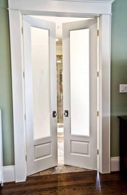 61 New Ideas French Door Privacy Spaces In 2020 Bedroom Door Design French Closet Doors French Doors Interior