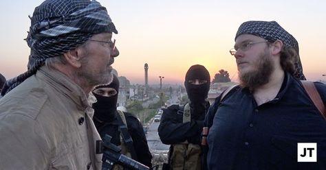 """Inside IS: 10 Tage im """"Islamischen Staat"""""""