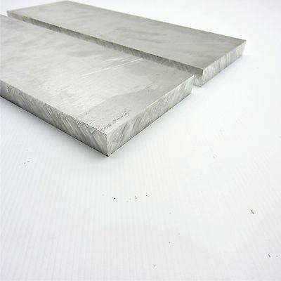 Ad Ebay Url 75 Thick 6061 Aluminum Plate 5 5625 X 27 25 Long Qty 2 Flat Sku 140984 Diamond Plate Round Bar Plates