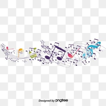 Vector Music Symbol Music Fashion Decoration Shading Png Transparent Clipart Image And Psd File For Free Download Music Symbols Symbols Coloring Books