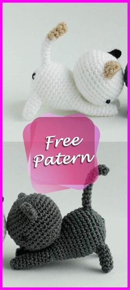 Easy Cube Animals Free Crochet Pattern | 955x429