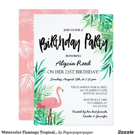 Party Invitations   40+ ideas on Pinterest   party