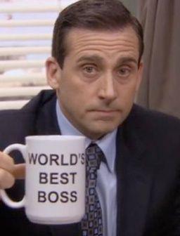 Het kantoor Michael Scott online dating