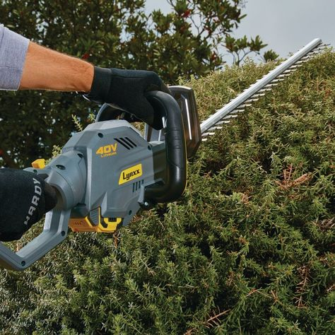 40v Lithium Cordless Hedge Trimmer Hedge Trimmers Harbor Freight Tools Hedges