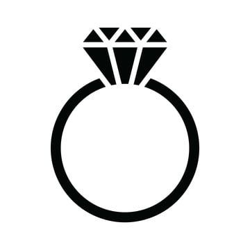 Diamond Ring Icon Jewelry Clipart Diamond Icons Ring Icons Png And Vector With Transparent Background For Free Download Ring Icon Diamond Icon Diamond Vector