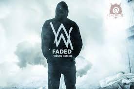 Alan Waker Faded Alan Walker Walker Logo Faded Lyrics