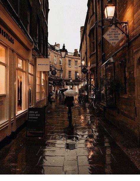 On a rainy day - Miladies.net