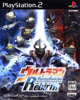Ultraman Fighting Evolution Rebirth ps2 iso rom download | Gaming