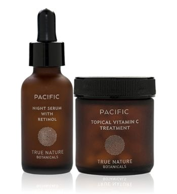 Pacific Anti Wrinkle Duet Natural Anti Aging Skin Care Effective Skin Care Products Daily Natural Skin Care Routine