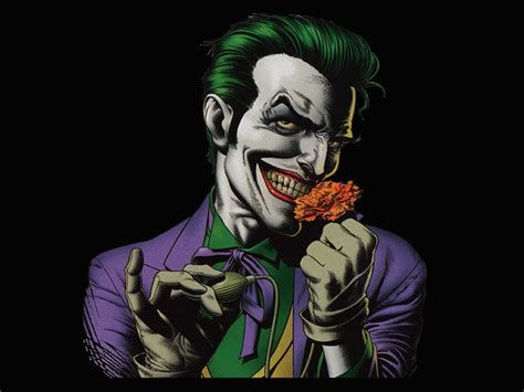 Wallpaper Joker Paling Seram
