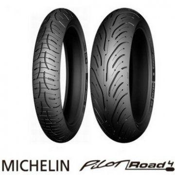 Vỏ Xe Michelin Pilot Road 4 190 55 Zr17 M C 75w Xe May