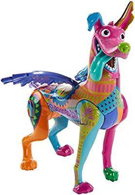 Disney Pixar Coco Dog Action Figure Amazon Co Uk Toys Games
