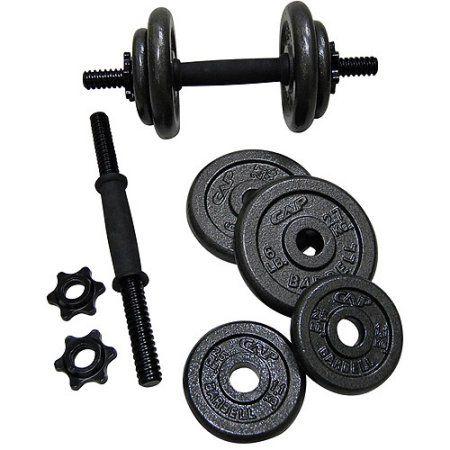Pin en gym en casa
