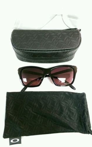 0383b8a0b0 New Authentic Oakley Womens Hold On Polarized Sunglasses Retail  170 ...