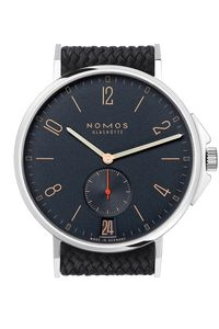 Shop the perfect Valentine's Day gift for him and her, like with this this NOMOS GLASHÜTTE Ahoi Atlantik Datum.