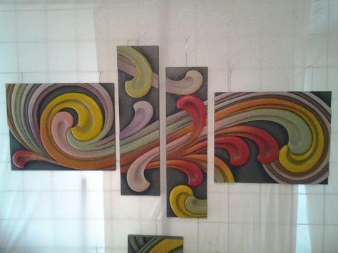 decotallas costa rica carving nouveau lines organic flowing curves