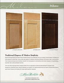 Master Woodcraft Cabinetry Manufacturer