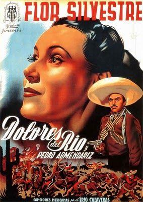 Dolores Del Rio Peliculas Del Cine Mexicano Peliculas Cine Cine De Oro Mexicano