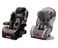 Safety 1st And Eddie Bauer Child Restraint Systems Recalled Via