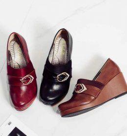 Sepatu Hak Tinggi Trend 2018 Model 80658 Terbaru Sepatu Formal