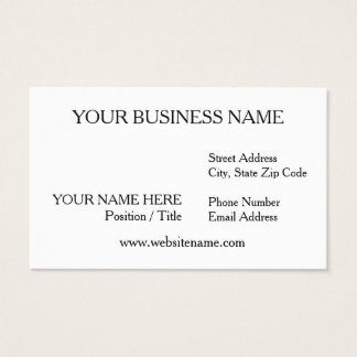 15 Off All Business Cards In 2020 Sell Your Business Financial