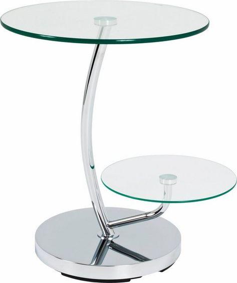 Beistelltisch Beistelltische Tisch Und Beistelltisch Chrom