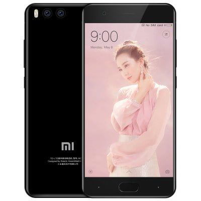 Xiaomi Mi6 515 Full Hd Snapdragon 835 6 Gb Ram 64 Gb Rom 3350mah Dual 12 Mp 12 Mp 317 3 Prepaid Phones Best Cell Phone Deals Mobile Phone Company