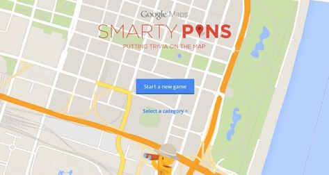 Smarty Pins Trivia Game Makes 'Google Maps' Educational ... on google halo game, google birthday game, icarus map game, online maps game, google pin game,