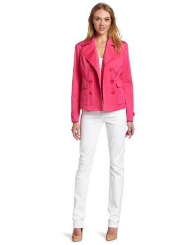 Jones New York Women`s Spring Peacoat Blazer $109.00 | Timeless ...
