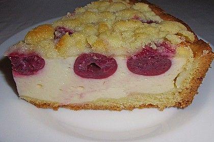 Schnelle Kirsch Quark Torte 4 Mit Bildern Beste Kuchen Backrezepte