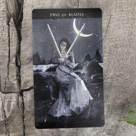 Darkness of Light Tarot 4th Edition | Etsy