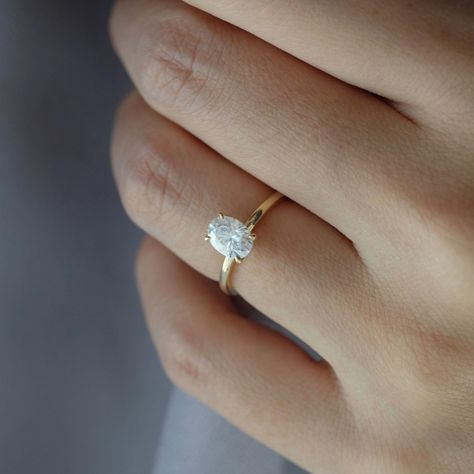 59e83e6b6769c List of Pinterest moissanite engagement ring oval yellow pictures ...
