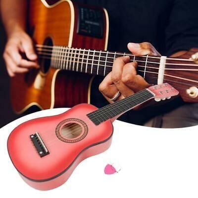 Wood Acoustic Guitar Pick Strings For Children Kids Archtop Guitar Guitar Acoustic Guitar