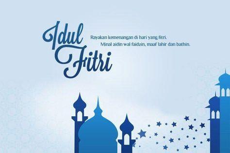 Kumpulan Kata Ucapan Lebaran 2019 Idul Fitri 1440 H Spanduk