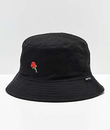 714193be Empyre Rozay Black Bucket Hat | Hats in 2019 | Black bucket hat ...