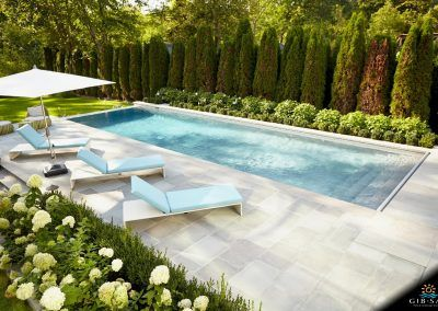 Custom Concrete Pools Gib San Pools Toronto Mississauga Oakville Concrete Pool Backyard Pool Designs Pool Landscaping