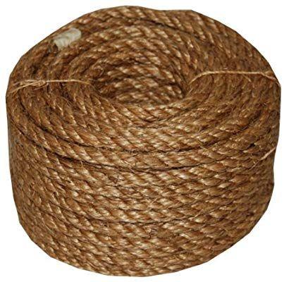 T W Evans Cordage 26 011 1 4 Inch By 100 Feet 5 Star Manila Rope Amazon Com Manila Rope Dollar Tree Storage Bins Manila